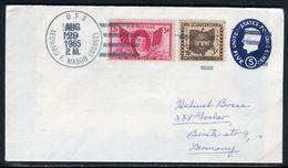 Etats Unis - Entier Postal Pour L 'Allemagne En 1965 , US Navy , Gemini Pacific - Ref D205 - 1961-80