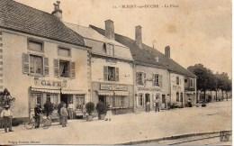 21 BLIGNY-sur-OUCHE  La Place - Autres Communes