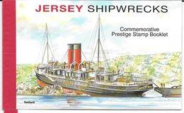 JERSEY 2011  - PSB - SHIPWRECKS (FACIAL VALUE) -  (SEE NOTES B4 Bidding) - Jersey