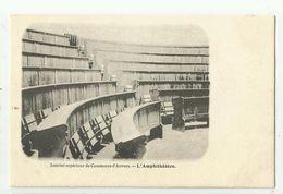 Antwerpen   *  Institut Supérieur De Commerce D'Anvers - L'Amphithéatre - Antwerpen