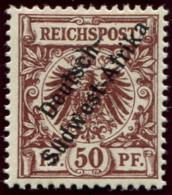 Lot N°6001 Afrique Du Sud-Ouest N°6 Neuf * TB - Afrique Du Sud (1961-...)