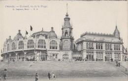 Belgique - Ostende - Kursaal Vu De La Plage - Oostende
