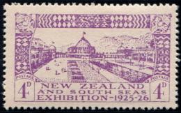 Lot N°6528 Nouvelle-Zélande N°182 Neuf * TB - 1907-1947 Dominion
