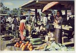 TONGA TALAMAHU MARKET COMMERCIAL LIFE IN NUKU'ALOFA  NICE STAMP - Tonga
