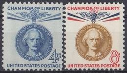 UNITED STATES 789-790,unused - Nuevos