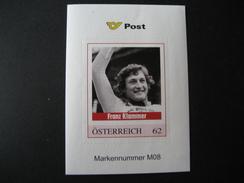 PM Postfrisch Franz Klammer, Selbstklebend M08 - Oostenrijk