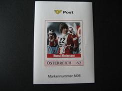 PM Postfrisch Hansi Hinterseer, Selbstklebend M06 - Personalisierte Briefmarken
