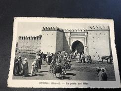 OUDJDA La Porte Des Tetes - Maroc