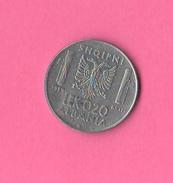 0,20 Lek Albania 1939 - Albanie