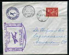 Surinam - Enveloppe Par Avion  Surinam / Pays Bas En 1949 - Ref D244 - Surinam ... - 1975