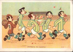 ! Ansichtskarte Fußball, Nino, Sport - Fútbol