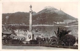 Cpsm Format Cpa   Algérie Oran Monument Aux Morts De La Mer Et Santa Cruz  BB591 - Oran