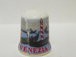 """Dé A Coudre Porcelaine """"Venise"""" - Thimbles"""
