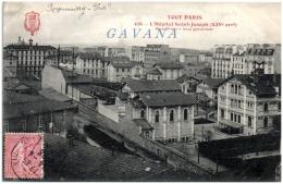 75 TOUT PARIS - L'hopital Saint-Joseph - Rue Didot - Vue Générale - District 14