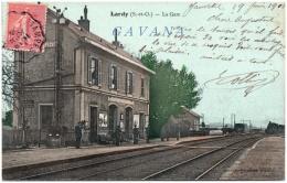91 LARDY - La Gare - Lardy