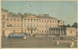Helsinki - Presidentin Linna 1957 (002311) - Finnland