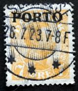 Denmark 1921  Minr.3   (0 )    ( Lot  L 1465 ) - Port Dû (Taxe)