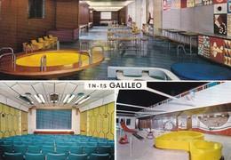 ITALY ITALIE. GALILEO. LLOYD TRIESTINO. TECNOFOTO GORIZIA. CIRCA1990s TBE-BLEUP - Hotel's & Restaurants