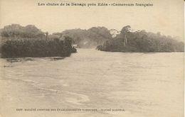 Les Chutes De La Danaga Près Edéa (002318) - Kamerun