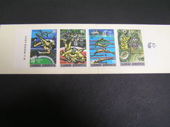 GREECE 1989 Homeland Of The Olympic Games Booklet.. - Carnets
