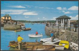 Customs House Quay, Falmouth, Cornwall, C.1960s - Photographic Greeting Card Co Postcard - Falmouth
