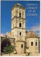 CYPRUS LARNACA CHURCH OF ST. LAZARUS LARGE FORMAT - Cyprus