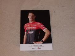 Jasper Stuyven - Trek Segafredo - 2017 - Cyclisme