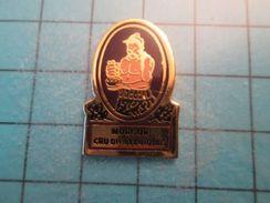 Pin513j Pin's Pins : Rare Et Belle Qualité : VIN MORGON CRU DU BEAUJOLAIS - Boissons