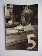 Jim CLARK England Sur LOTUS F1 F2 - Grand Prix / F1