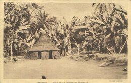 Case De La Région De Ndoungué 1955 (002328) - Kamerun
