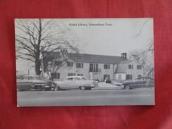 Public Library  Glastonbury - Connecticut > -ref 2753 - United States