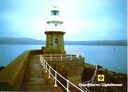 Carte Postale Neuve. Phare Fishguard En Grande-Bretagne. - Fari