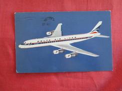 Delta Air Lines DC 8 Fanjet  1964 Cancel> -ref 2754 - 1946-....: Ere Moderne