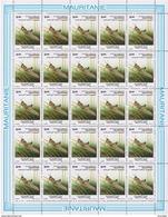 Mauritanie 0623** - Criquets Pelerins - Full Sheet De 25 -Dessin De Buzin -MNH - - Mauritanie (1960-...)
