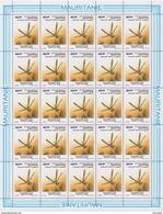 Mauritanie 06..** - Criquets Pelerins - Full Sheet De 25 -Dessin De Buzin -MNH - - Mauritanie (1960-...)