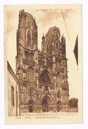 TOUL - Cathédrale Saint-Etienn - Francia