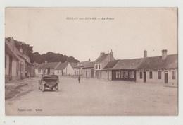 CPA 80 BELLOY-sur-SOMME La Place - Otros Municipios