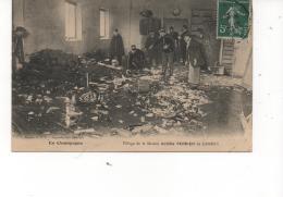 Damery- Maison Achille Perrier  - Pillage - - Cartes Postales
