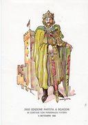 Marostica (VI) - 1990 - XXIII Edizione Partita A Scacchi In Costume Con Personaggi Viventi - - Scacchi