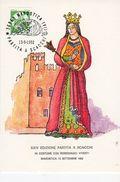 Marostica (VI) - 1992 - XXIV  Edizione Partita A Scacchi In Costume Con Personaggi Viventi - - Scacchi