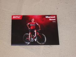 Manuel Senni - BMC - 2017 - Ciclismo