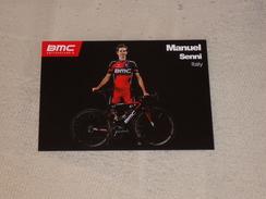 Manuel Senni - BMC - 2016 - Ciclismo