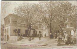 Ardeche : Vallon, Place Du Verger - Vallon Pont D'Arc