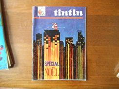 TINTIN LE JOURNAL DES JEUNES DE 7 A 77 ANS SPECIAL NOËL N° 893  DU 2 DECEMBRE 1965 - Kuifje
