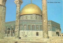 Israel - Jerusalem - La Coupole Du Dome Du Roc - Israel