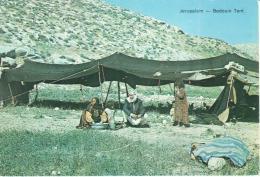 Israel - Jerusalem - Bedouin Tent - Israel