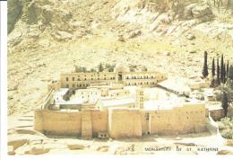 Israel - Jerusalem - Monastery Of Kathrine - Israel