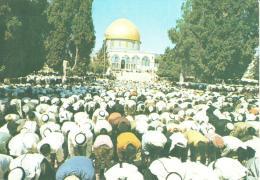 Israel - Jerusalem - Les Musulemans - Israel