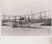 AVRO ATLANTIC  ROE BIPLABE  J A P    22 * 16 CM Aviation, AIRPLAIN, AVION AIRCRAFT - Aviación