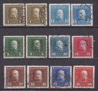 1912-14, Bosnia And Herzegovina -MH*, Used - Bosnia And Herzegovina